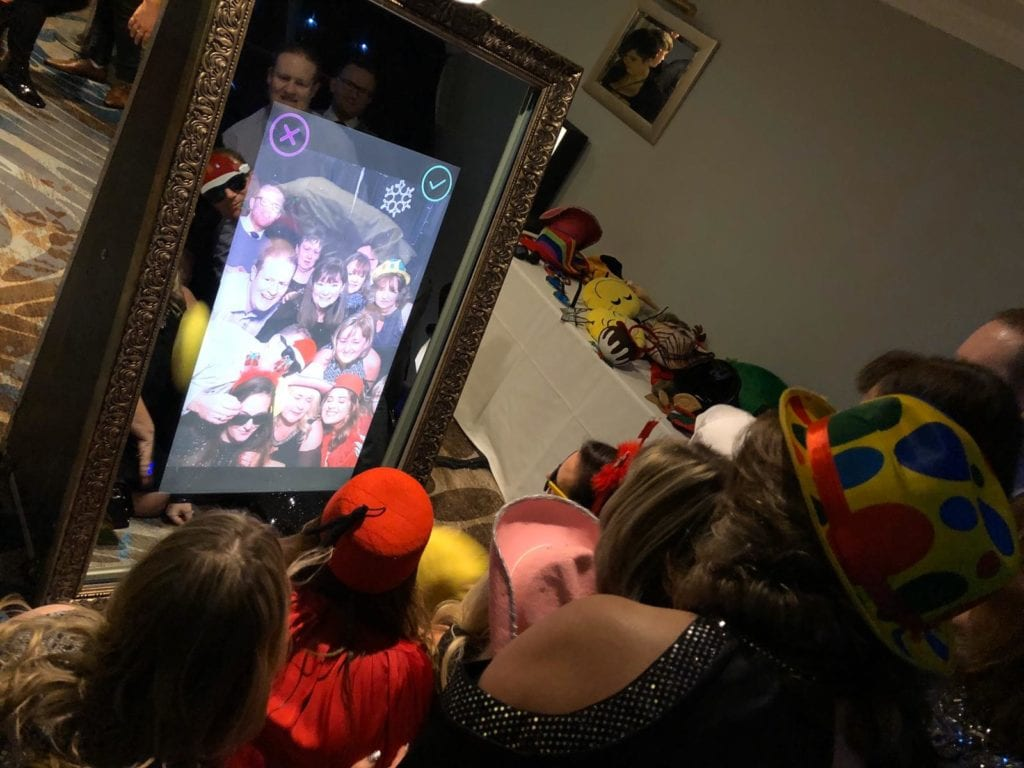 Odyssey #Selfie Mirror for your Wedding, Birthday or Corporate Events