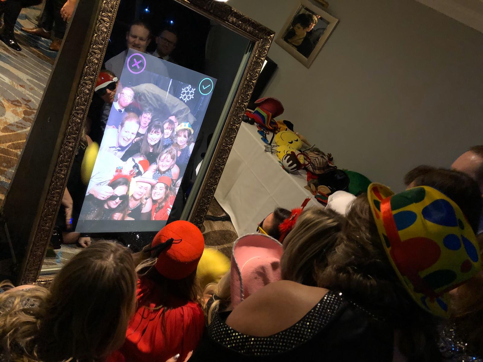 Weddings Parties Odyssey Photobooths Selfie Mirror And Photobooth Hire Kent