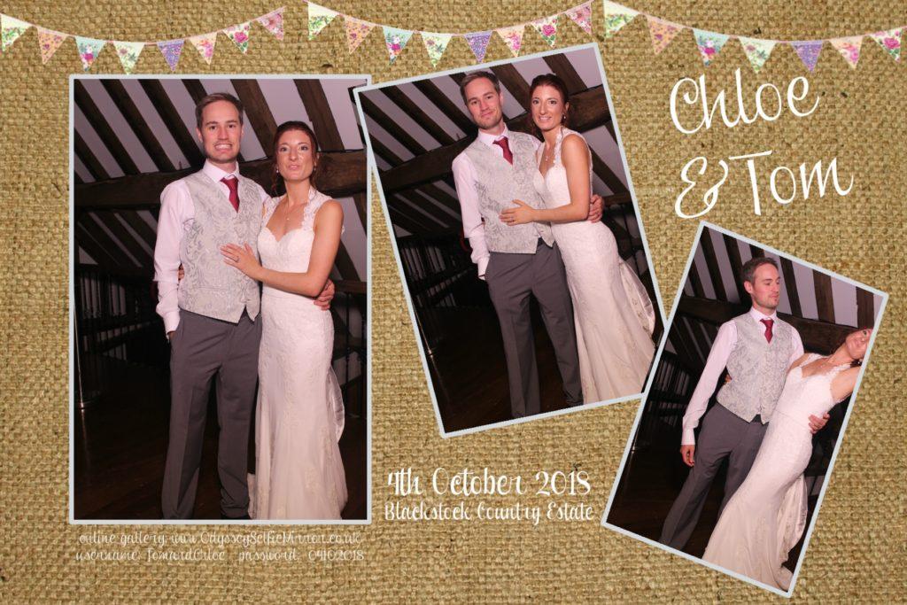 Wedding SelfieMirror in Kent