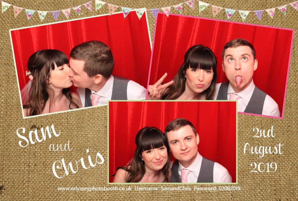 Wedding Phtoobooth in Sussex