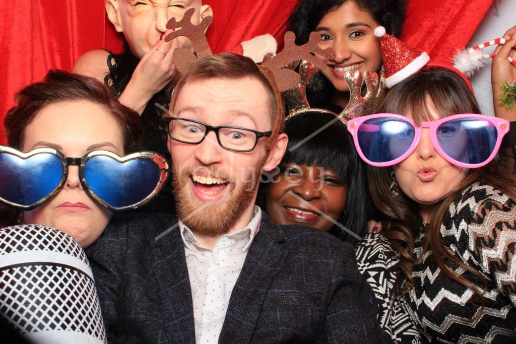 Corporate Photo booth event