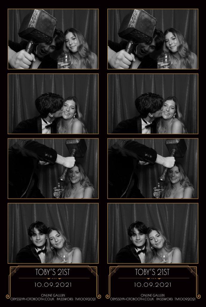 Birthday Photobooth Tunbridge Wells