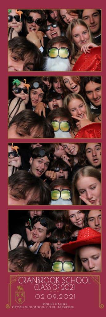Cranbrook School Photobooth